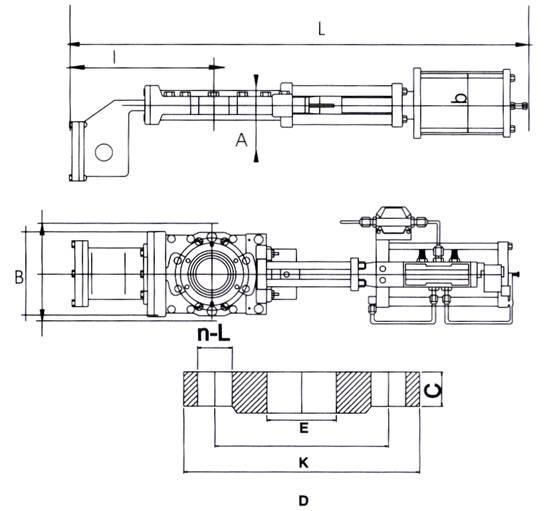 电磁阀的电源电压:(1)220vac (2)24vdc    2.